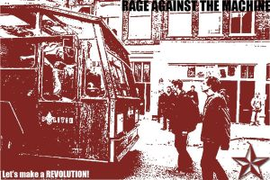 Rage Against The Machine by Genun