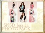SNSD Jessica Photopack by YulTaeng-daphneee