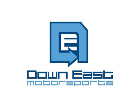 Down East Motorsports Logo by StepFar