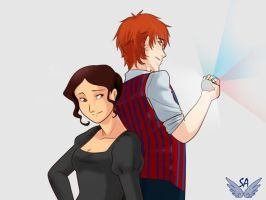 Henry and Charlotte by Street-Angel