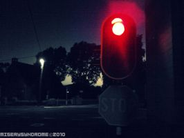 Red Light by MiserySyndromex3