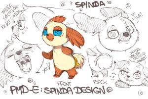 Spinda Adoptable (CLOSED) by Aishishi