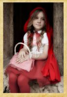 Little Red Riding Hood... by JonathanDuran
