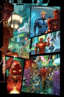Marvel Now Iron Man 9 pg1 by GURU-eFX