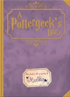 A Pottergeek's Diary - Comics Cover by mistressmariko