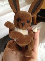 Eevee Plush by deeed