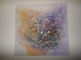 Shell - Abstract by HiMo-Paintings
