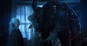 Admirable Live Action: Krampus by Regulas314