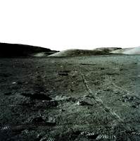 Moon Surface by Spaceguy5