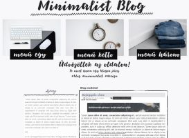 Blog design Orchiq by Orchiq95