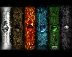 The Elements by Torchie-1