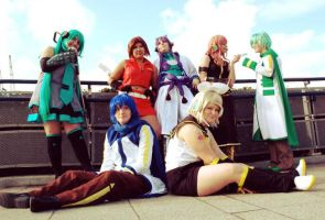 Vocaloid: The Everyday by xPixieSoulx