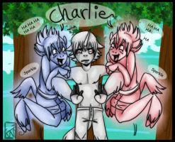 Charlie...come with us... by Kinla