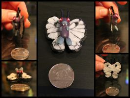 #012 Butterfree by cheese-puff82
