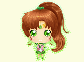 Sailor Jupiter by AutumnEmbers