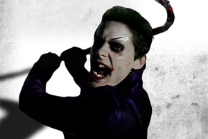 Jared Leto as THE JOKER - MANIPULATION by MrSteiners