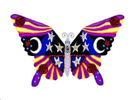 Butterfly One by Lost-Shadow-Creature