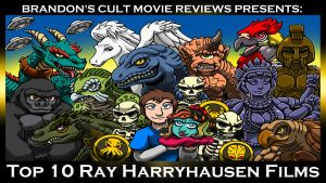 Brandon's Top 10 Ray Harryhausen Films by Enshohma