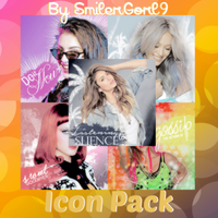 Icon Pack by SmilerGorl9