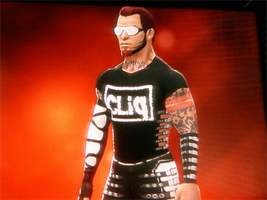 Ryan Riley Cliq Entrance Attire Front Side View by ThexRealxBanks