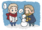 Snow...Devils? by Its-All-In-Your-Head