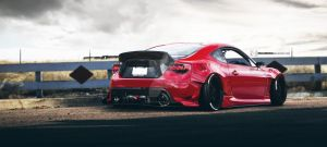 Toyota gt86 by SkicaDesign