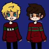 Giveaway drawing: Christmas Sweater by Captain-SassyButt