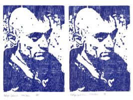 Travis Bickle by sobreiro
