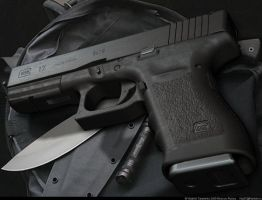 Glock 17 in details by VladiT