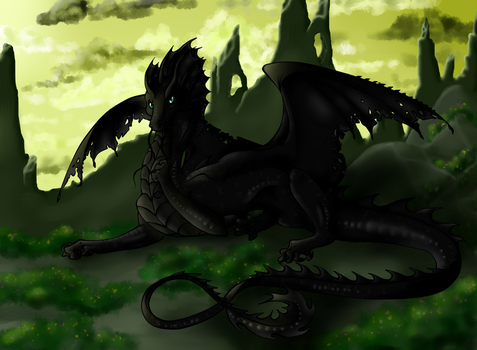 GFBGTKY Entry: Temeraire by AlkryEarth17