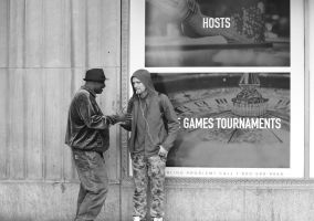 Hosts Games Tournaments by waitingforlefty