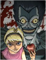 Another Death Note by Namh