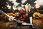 Deidara: fly my bird, fly... by AnnetVoronaya