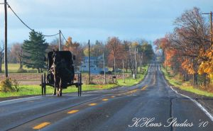 Amish Country by uniqueen2004