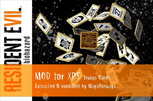 MOD for XPS: Trump Cards by MayaRokuaya