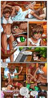 Wunjos Sunny Day Adventure by ultranic-comics