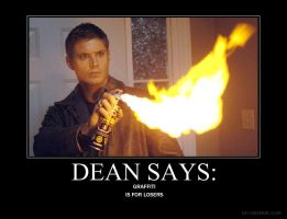 Dean says: by june013