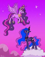 Let's fly higher by Pedantia