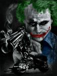 Dark knight by jokercrazy