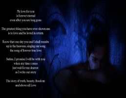 Moulin Rouge: Christian's Promise by Kyukitsune