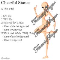 Cheerful Stance Base by FlamesofSugar
