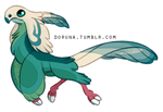 Birdfaces - possible adoptables by DoruDrutt
