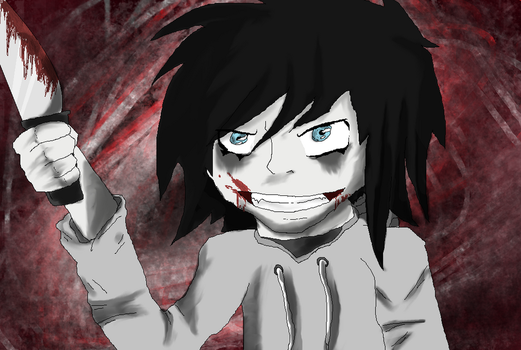 Jeff The Killer by Squiggle0