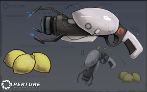 Combustible Lemon Launcher 1 by TheLoneRedSheep