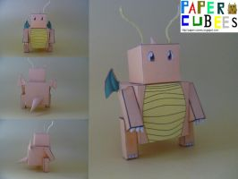 dragonite cubee by epikachu