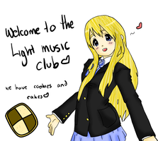 Welcome to da Light Music Club by Candydrops12