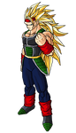 Bardock SSJ3 by SpongeBoss