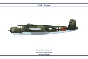 Fantasy 507 B-25H KG54 by WS-Clave