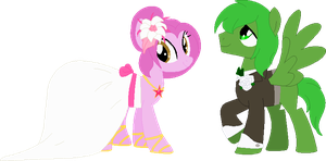 DOLL: Love and Emerald's wedding by Starlollipop