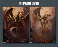 018 paintover by muzski